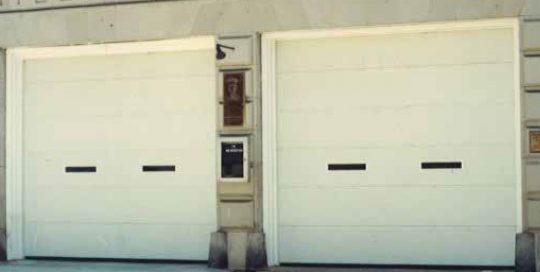 H16 Insulated Steel Door