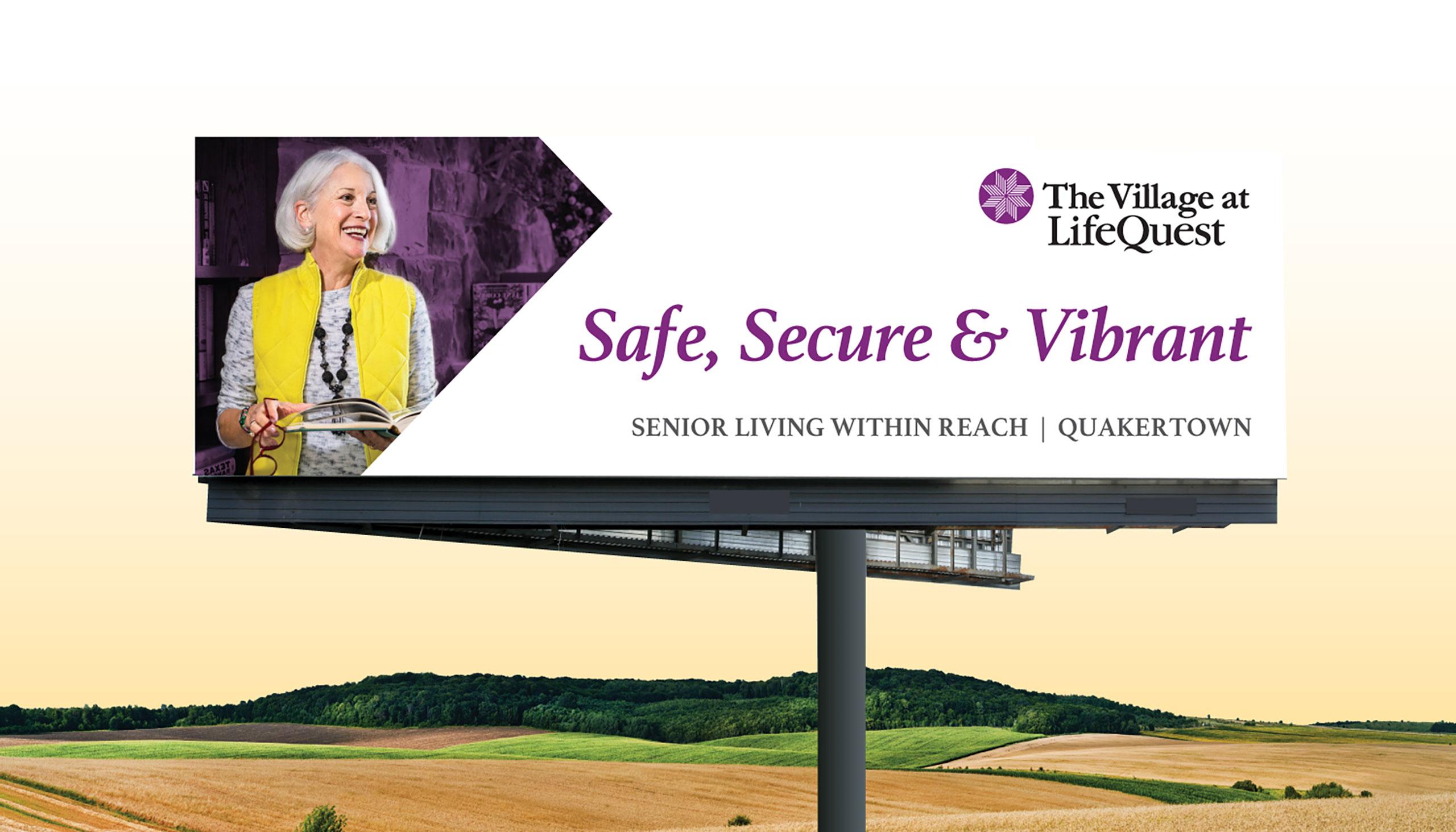 LifeQuest Billboard
